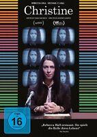 CHRISTINE -   REBECCA HALL. MICHEAL C. HALL. TRACY LETTS    DVD NEU