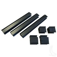 Mounting Kit for Golf Cart Windshield, Club Car DS 2000+