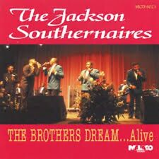 JACKSON SOUTHERNAIRES - Brothers Dream Alive - Live - *NEW/FACTORY SEALED* CD