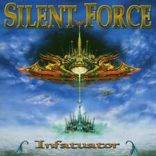 Silent Force-infatuator (Re-Issue) - CD-NEUF NEUF dans sa boîte
