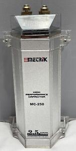 Metrik 2.5 Farad Digital Power High Performance Capacitor
