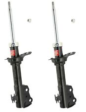 NEW Pair Set of 2 Front KYB Excel-G Suspension Struts For Toyota Echo 2000-2005