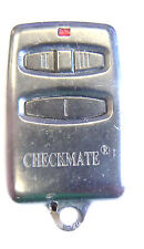 Keyless remote entry Checkmate JT3KD1784-T clicker transmitter aftermarket phob