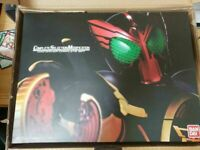 Used BANDAI Complete Selection CSM MASKED KAMEN RIDER OOO DRIVER COMPLETE SET