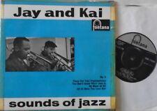 """JAY & KAI - #2 EP - 7"""" Single PS"""