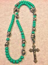 Army rosary - Unbreakable Rosary - Paracord Rosary - Handmade