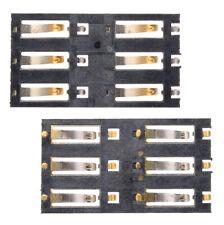 Sim Card Tray Reader Contact Pins Module For Nokia Lumia 800 900 920 925 1020 UK