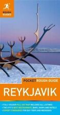 Guía de viaje Reykjavik y mapa 2016 última edición (Rough Guide) Nuevo Libro De Bolsillo