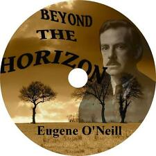Beyond the Horizon, Eugene O'Neill Pulitzer Audiobook English Fiction 1 MP3 CD