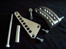 Small Block Chevy Billet Alternator Bracket Usa 350 383 400 Hot Rod Race