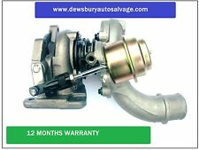 RENAULT SCENIC MEGANE LAGUNA TRAFIC 1.9DCI GT1549S 703245 TURBO CHARGER OEM