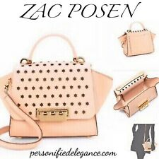 Zac Posen Leather Floral Bags Amp Handbags For Women For