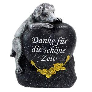 Grab Spruchstein,für Lieblings Hund,Haustier, Gedenkstein Grabdeko !