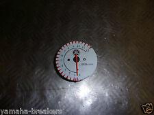 YAMAHA YBR 125 Custom Orologi Rev Counter