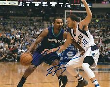 Signed 8x10 Ramon Sessions Charlotte Hornets Autographed Photo w/Coa