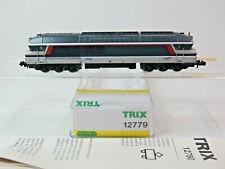 CC 72040 Corail Plus der SNCF,Diesellok,Minitrix,Spur N,12779,OVP,FH