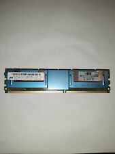 4GB RAM PC2-5300F 2RX4 398708-061 MEMORY MICRON MT36HTF51272FZ-667H1N8 DDR2 667