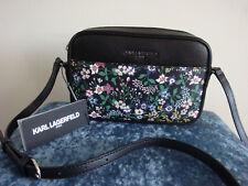 KARL LAGERFELD PARIS Wynne Floral Crossbody Bag NWT!!!MSRP$148