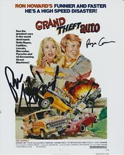 ROGER CORMAN & RON HOWARD signed autographed GRAND THEFT AUTO photo