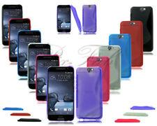 Fundas y carcasas Para HTC One color principal transparente para teléfonos móviles y PDAs HTC