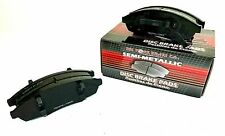 FRONT BRAKE PADS MD376-7265 REGAL LUMINA MONTE CARLO CUTLASS GRAND PRIX 1988-01