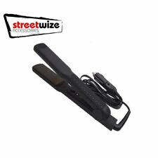 Streetwize 12v in Car Hair Straighteners With Ceramic Plates