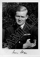 SPBB22 WWII WW2 BoB RAF Ace Battle of Britain BARTHROPP DFC hand signed photo