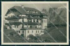 Bolzano Collalbo Hotel Bemelmans Foto cartolina RB7048