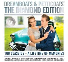 DREAMBOATS AND PETTICOATS THE DIAMOND EDITION BRAND NEW 4CD