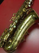 "Buescher Alto Saxophone Aristocrat ""Big B"" - **GORGEOUS**"