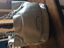 Large Coach Leather Bag