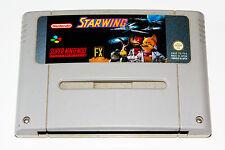 STARWING - SUPER NINTENDO - SUPER NES - LOOSE