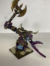 Doombull Metal Beastmen Minotaur AoS Warhammer 9th age