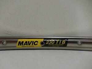 Mavic | 230 TIB | 26 Inch | 28 Holes | Rim Brake | Non-Machine Side Wall