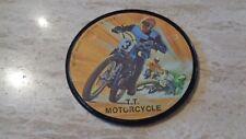 1971 Mattel Instant Replay Racing Disc - T. T. Motorcycle