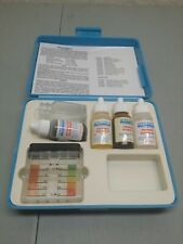 Spectrum Water Analysis Test Kit Hardness Field Analysis Kit