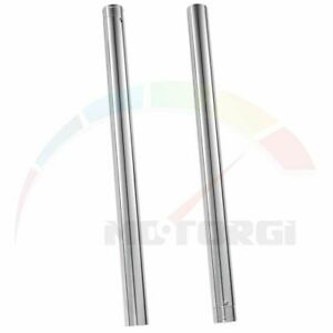 Front Inner Fork Tubes Pair Pipes For Yamaha FZ6 FZ6R 2009-2014 XJ6 2009-2015