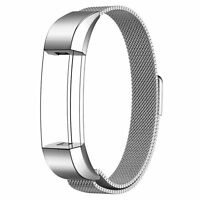 Fitbit Alta HR/Alta Milanese Loop Stainless Steel Replacement Metal Bands