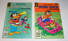 MOBY DUCK #27 AND #29  [WALT DISNEY'S]