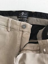 7 For All Mankind - Chino Beige - Luxe Performance - Regular Slim - Taille 29
