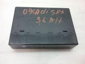 15921353 Body Control Module BCM 2009 CADILLAC SRX A-7P