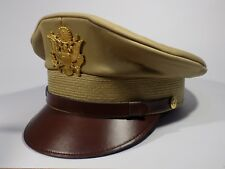 US Tan Crusher Cap Summer New Size 58 in stock ready for dispatch