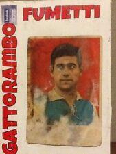 Figurina Cartonata N.243 Massei Triestina Rarissima-Ed.Edj Calciocampioni