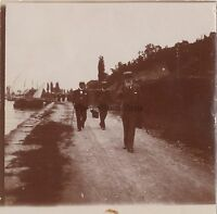 Viaggio IN Italia Foto Amateur Vintage Citrato Ca 1900 #22