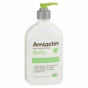 Amlactin Daily Moisturizing Body Lotion 14.1 Oz