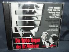 Les 1000 yeux du Dr Mabuse, - théâtrale