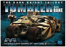 Vaso con Bane-el Caballero de la noche asciende 1:25 Escala Modelo Kit Moebius Models