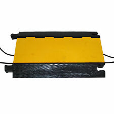 Prox Xcp-4Ch 4 Channel Snake Cable Protector Ramp Board for Outdoors Garage
