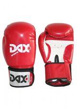 Dax-Sports-Guantoni da boxe Onyx TT, carbonrot. 10oz-12oz. BOX. KICK BOXE.