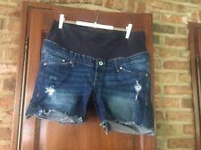 short  jeans de  grossesse  taille  42